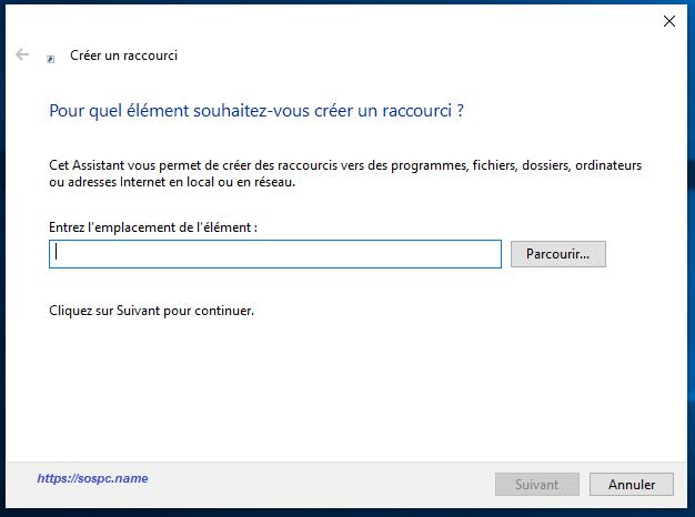Les raccourcis sous Windows 10 tutoriel détaillé image 28