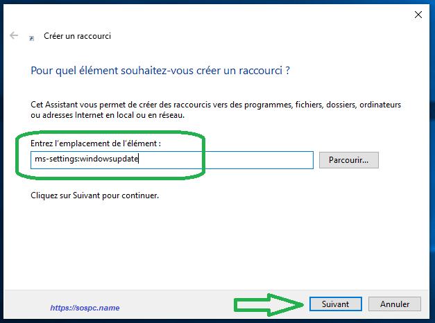 Les raccourcis sous Windows 10 tutoriel détaillé image 29