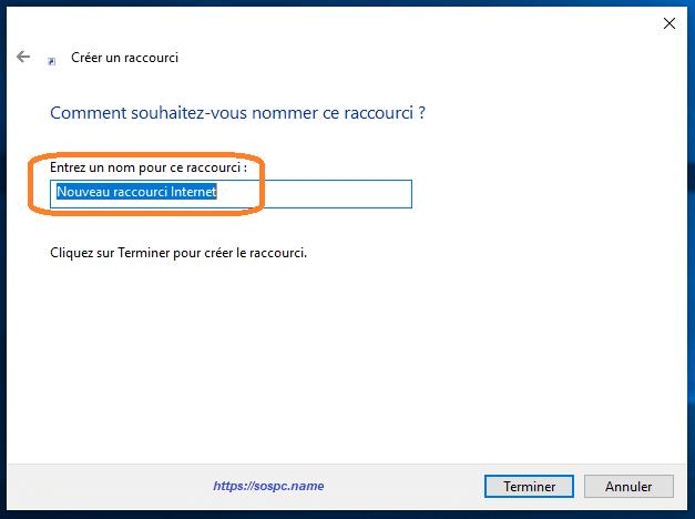 Les raccourcis sous Windows 10 tutoriel détaillé image 30