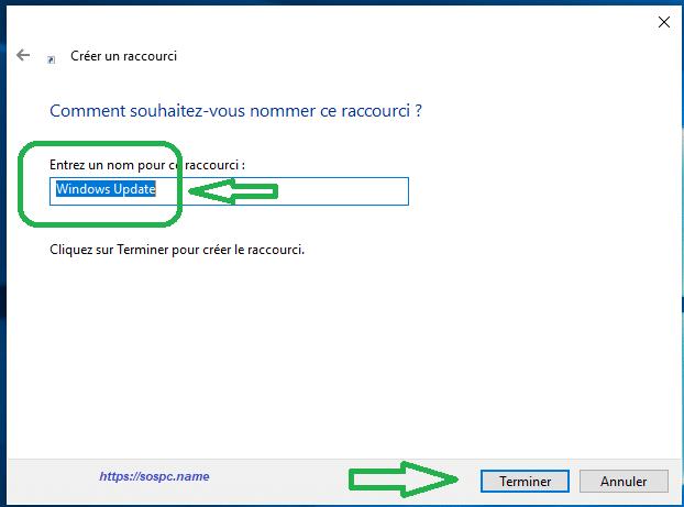 Les raccourcis sous Windows 10 tutoriel détaillé image 31