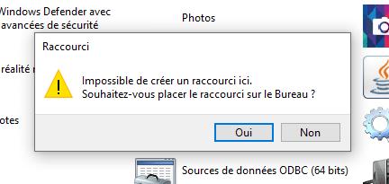 Les raccourcis sous Windows 10 tutoriel détaillé image 37
