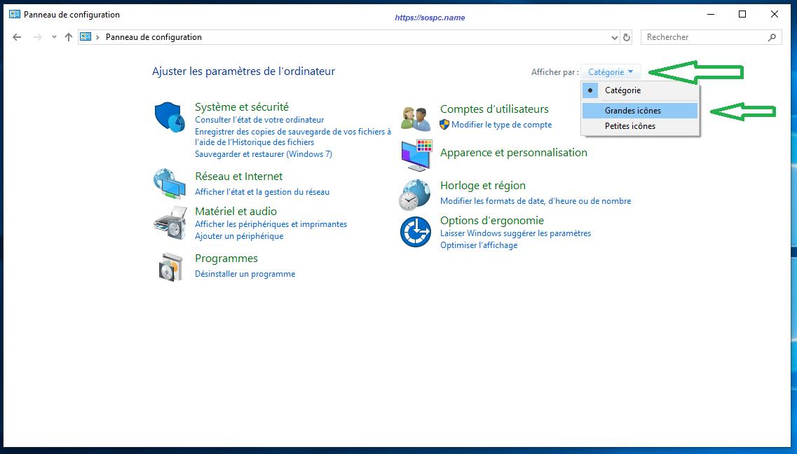Les raccourcis sous Windows 10 tutoriel détaillé image 9