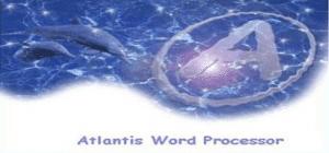 Atlantis un éditeur de texte word