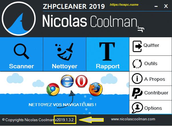 ZHPCleaner 2019 un nettoyeur incontournable IMAGE 3