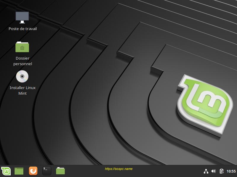 Linux Mint : comment l'utiliser en mode Live USB