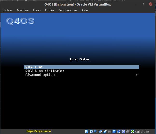 Q4OS : une distribution légère Linux image 1