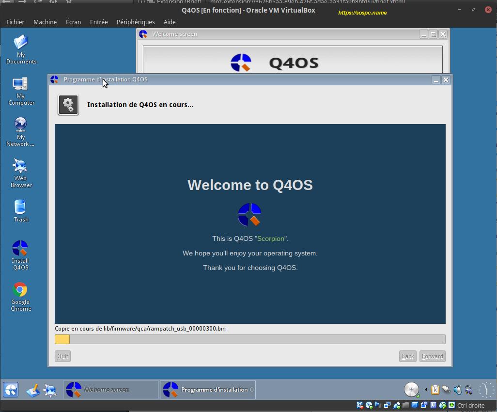 Q4OS : une distribution légère Linux image 13