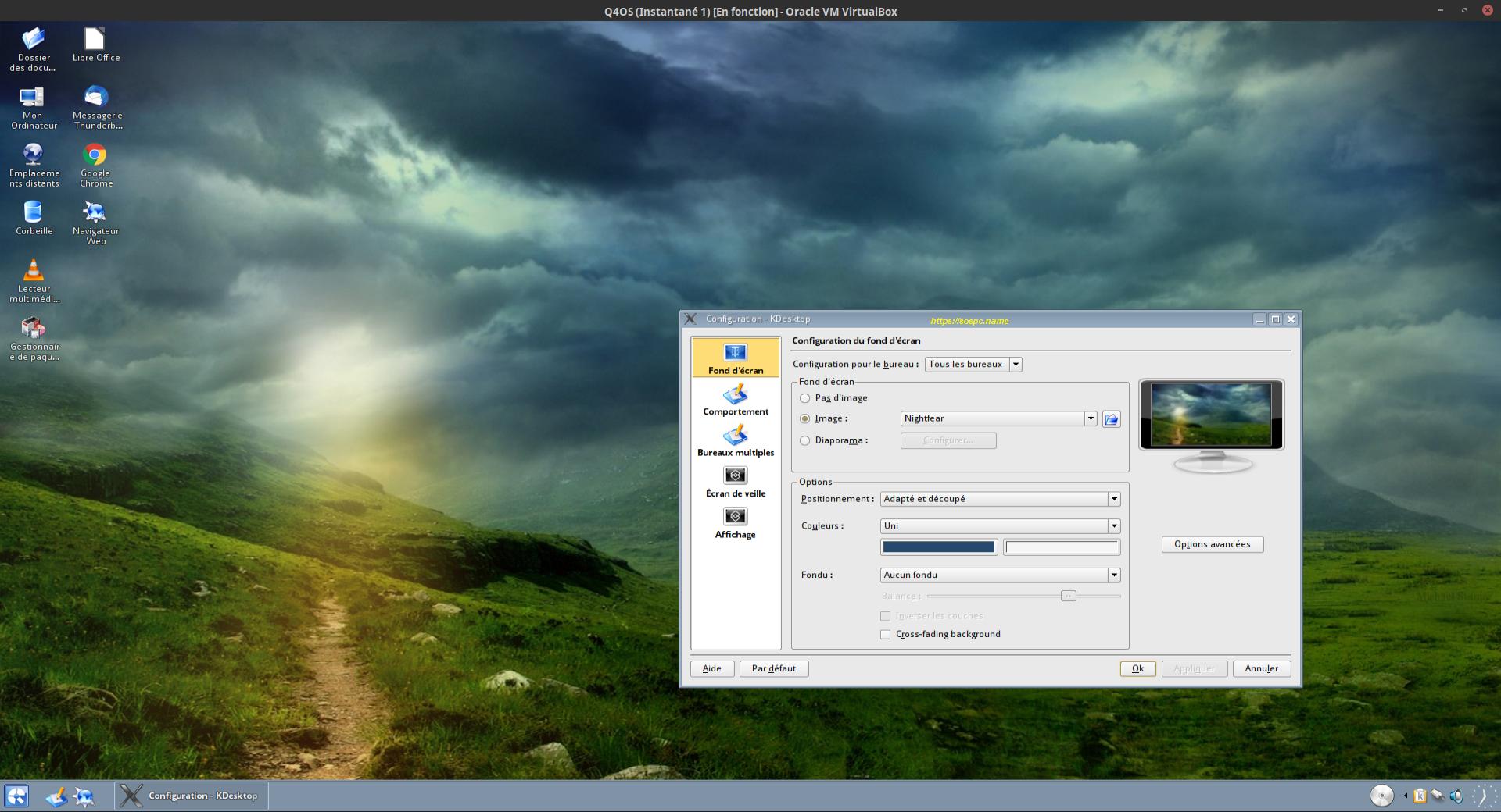 Q4OS : une distribution légère Linux image 34