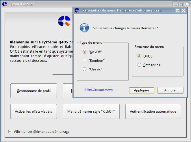 Q4OS : une distribution légère Linux image 35