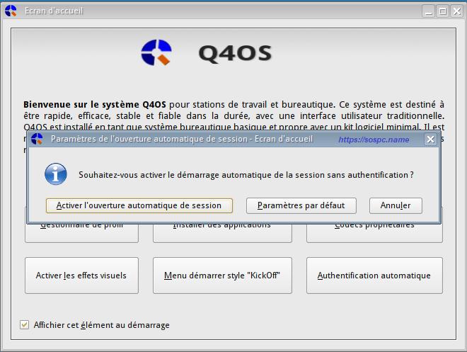 Q4OS : une distribution légère Linux image 42