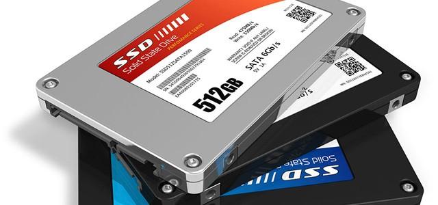 Les prix des SSD sont en chute libre