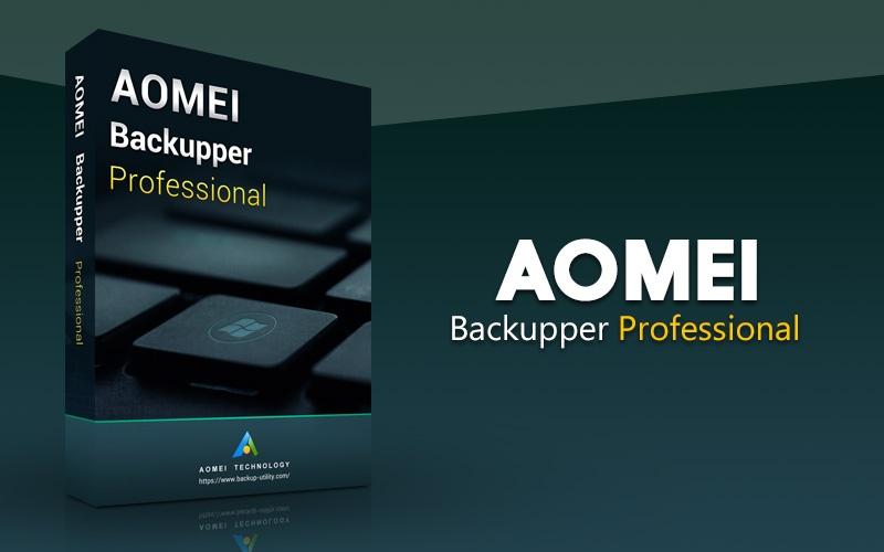 Bon plan : AOMEI Backupper PRO offert ! Durée limitée !