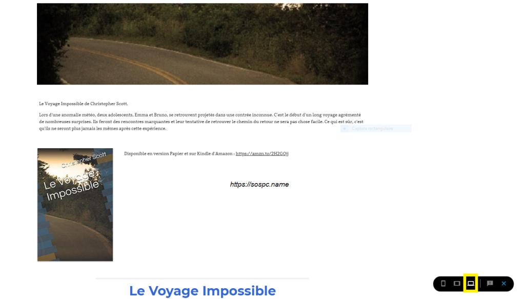Créer un petit site perso en quelques minutes image 15