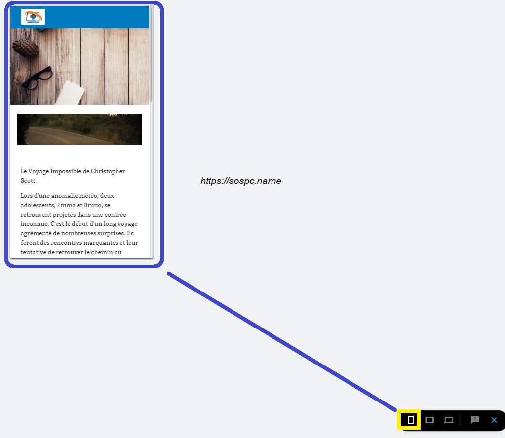 Créer un petit site perso en quelques minutes image 17