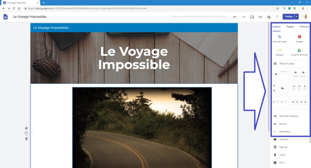 Créer un petit site perso en quelques minutes image 18