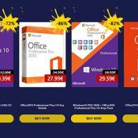 Licences Microsoft à prix cassés : Windows 10 pour 10€ !