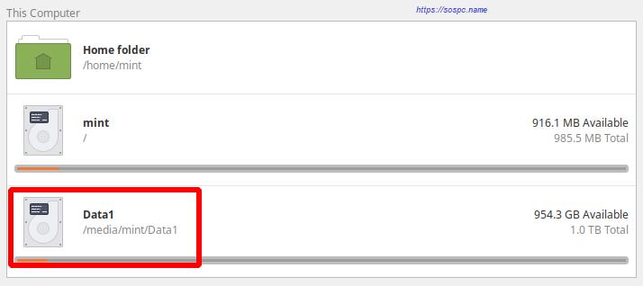 Linux Mintinstallation pas à pas d'un logiciel image 22