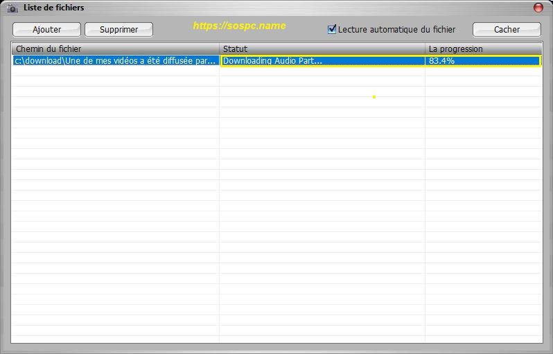 YouTube HD Downloader tutoriel image 5