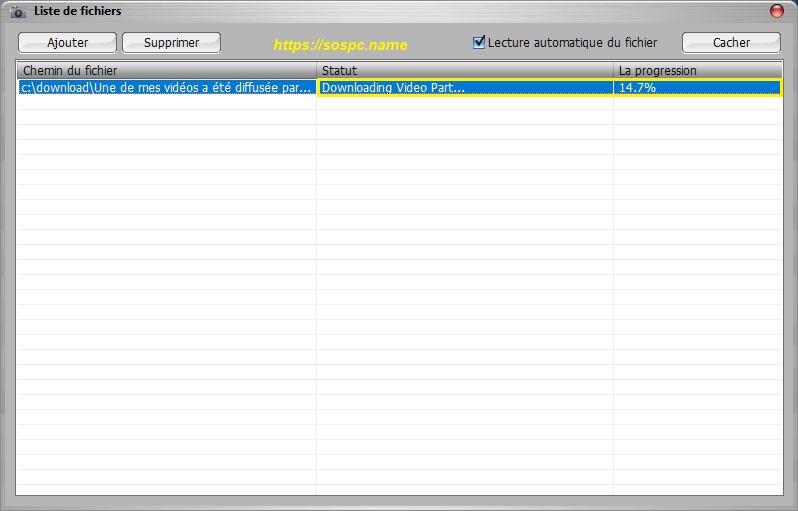 YouTube HD Downloader tutoriel image 4