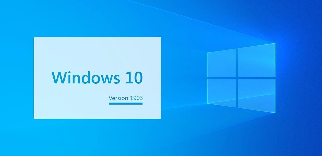 INFO-FLASH: Windows 10 1903/19h1 arrive sur nos ordinateurs !