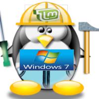 Le thème Windows 7sous Linux Mint, par Didier.
