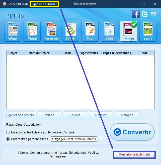 Renee PDF Aide : convertissez vos PDF image 8