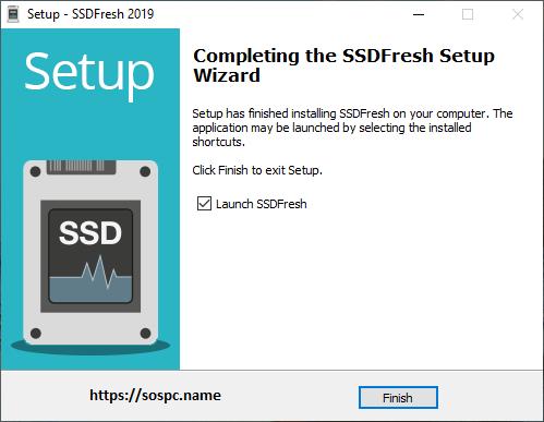 SSD FRESH 2019
