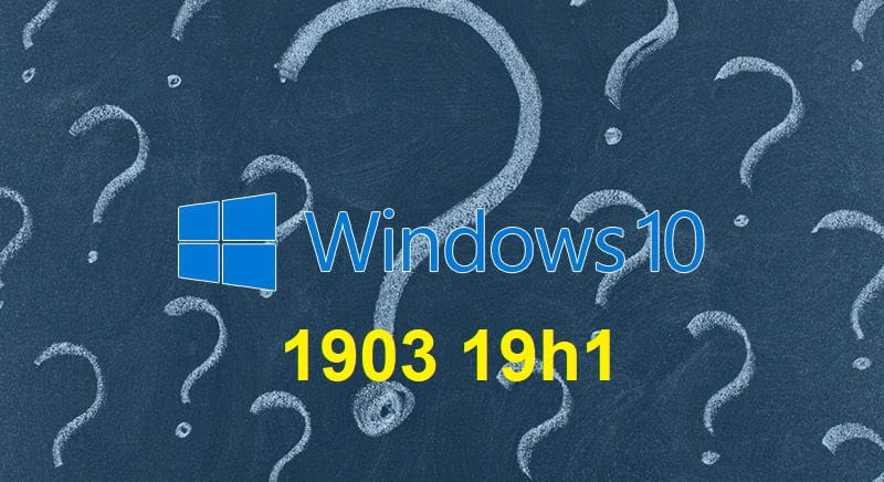 Windows 10 1903 : les possesseurs d'ultraportables laissés sur le carreau ?