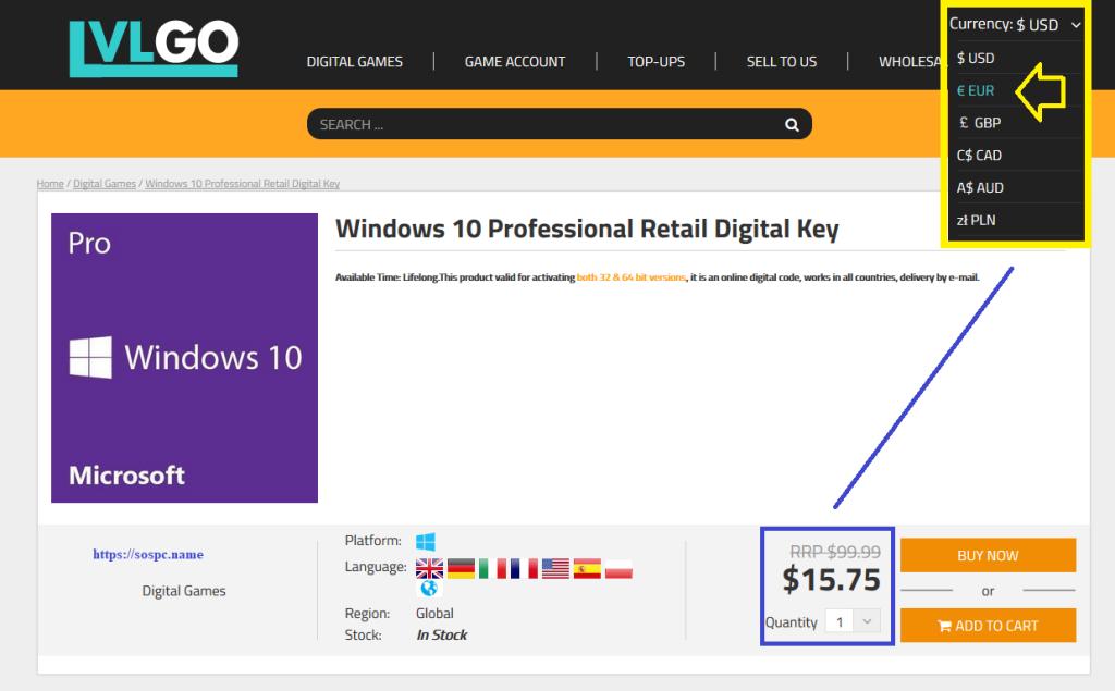 Bons plans : Windows 10 Pro et Office 2016 Pro