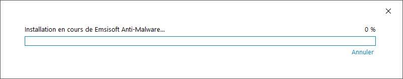 Emsisoft Anti-Malware Home un antivirus qui utilise deux moteurs d'analyse.