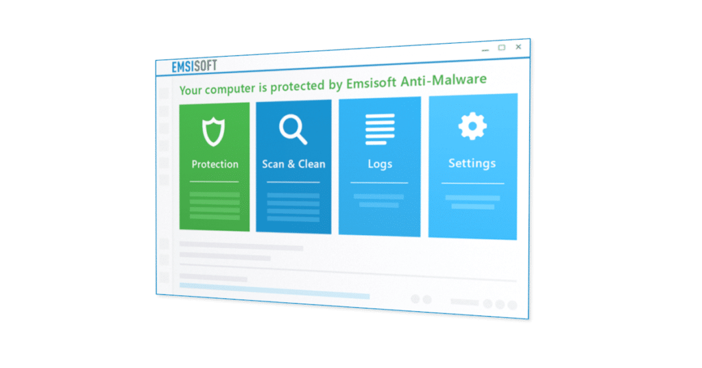 Emsisoft Anti-Malware Home : un antivirus qui utilise deux moteurs d'analyse.