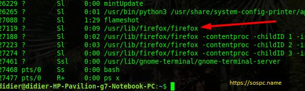 Linux Mint que faire si Internet venait à se figer, image 5