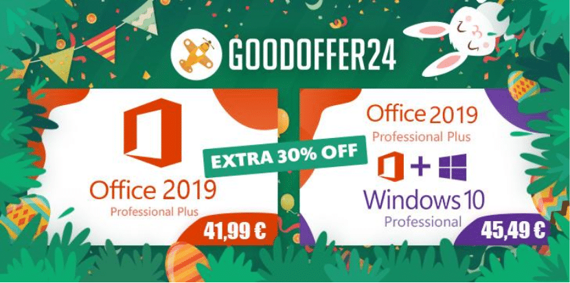 Promos d'été GoodOffer24 - jusqu'à 20% de réduction sur tous les logiciels !