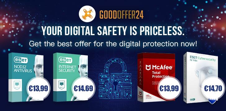 Les meilleures offres pour les meilleurs logiciels antivirus et de sécurité !
