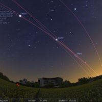 Stellarium : un logiciel Planétarium gratuit qui affiche un ciel réaliste en 3D, par Didpoy.
