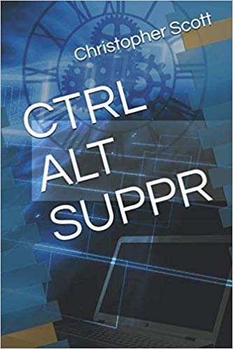 CTRL ALT SUPPR Christopher Scott