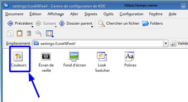 Donner le look Windows XP à la distribution Linux Q4OS, par Didier.