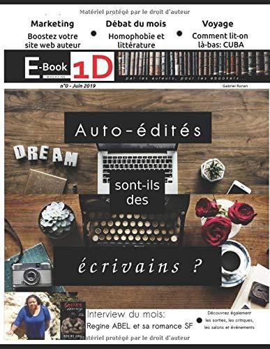 E-BooK1D premier magazine dédié au monde de l'auto-édition image 1