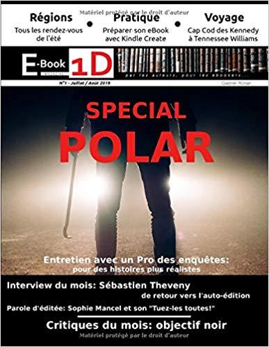 E-BooK1D premier magazine dédié au monde de l'auto-édition image 2