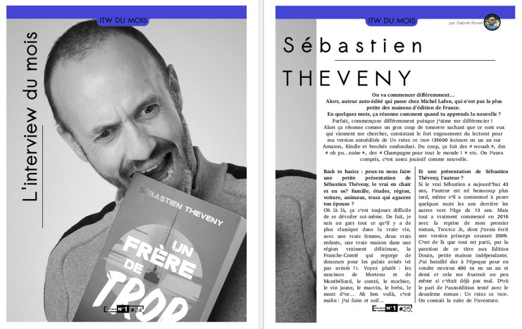E-BooK1D premier magazine dédié au monde de l'auto-édition image 3