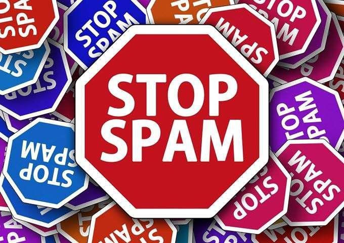 10 conseils pour réduire le nombre de spams.