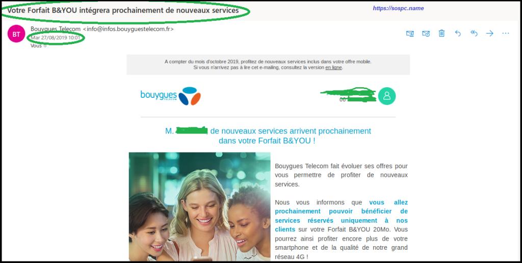 Bouygues Telecom et les abonnements forcés