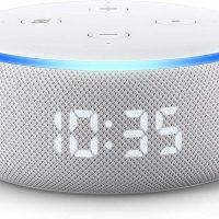 Nouveau : l'Echo Dot 3 Alexa avec écran LED, le test.