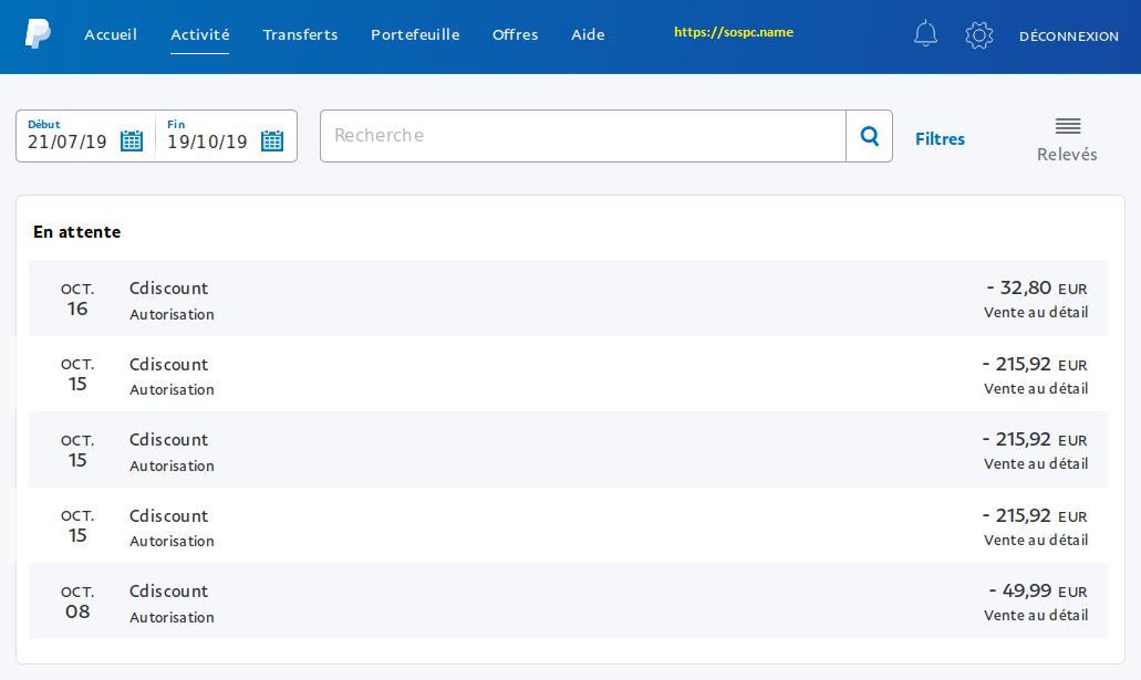 PayPal rembourse les frais de retour, je vous explique