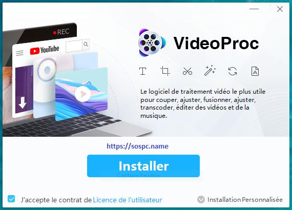 Convertir un fichier MKV en MP4 avec VideoProc