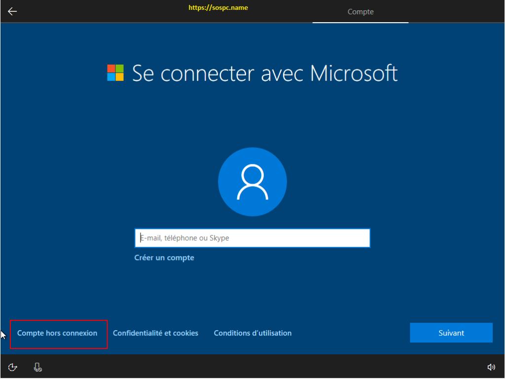 Microsoft tente de récupérer votre adresse mail, la solution.