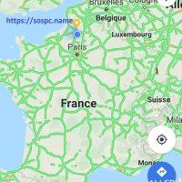 Utiliser la navigation Google Maps sans connexion sous Android ! Par Grey Cat.
