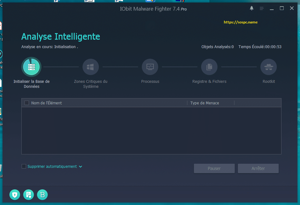 Tutoriel Malware Fighter Pro