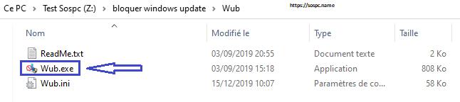 Windows Update Blocker : bloquer très facilement Windows Update.