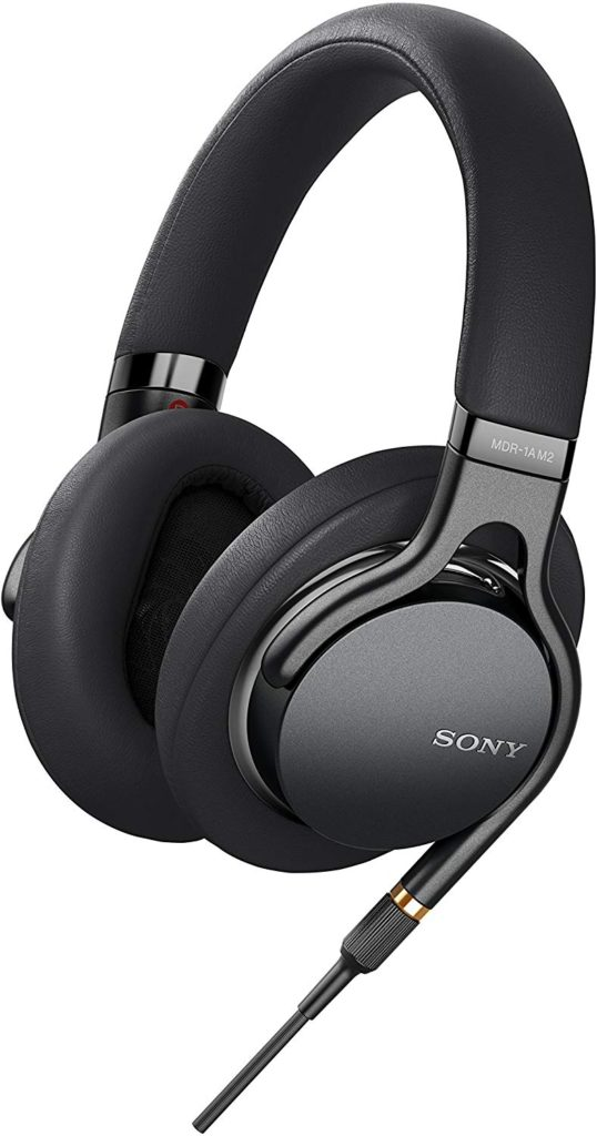 Test du casque Sony MDR-1AM2 Hi-Res Audio